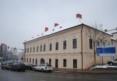 Transylvania building rehabilitated