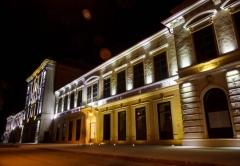 Clădirea Transilvania reabilitată