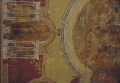 Painting of Transylvania Building