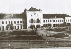 Poze vechi Clădirea Transilvania