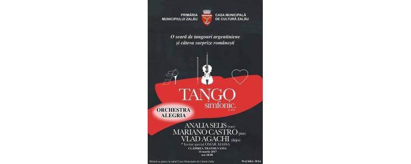 """Tango simfonic. Și atât."""