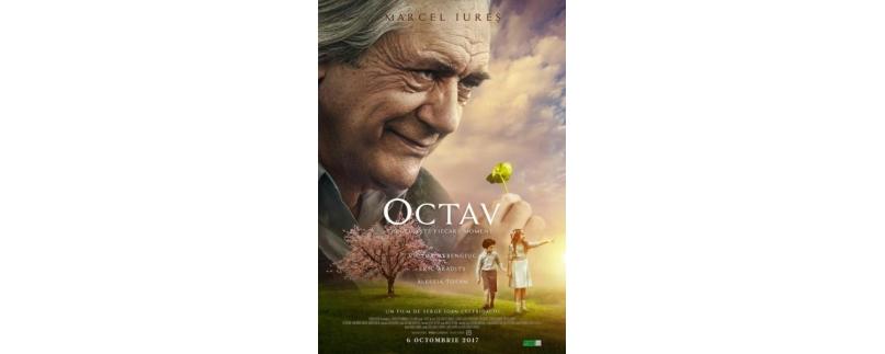 "Filmul ""Octav"", cu Marcel Iures in rol principal, va rula in Zalau"
